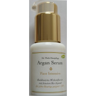 Argan Serum - Face Intensive - jetzt mit neuer verbesserter Rezeptur im Opalglas