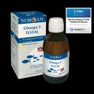 NORSAN - Natürliches Omega-3 aus hochdosiertem Fischöl 200ml -