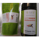 ASTAHanse - Astaxanthin Kapseln 4mg - vegetarische Kapseln